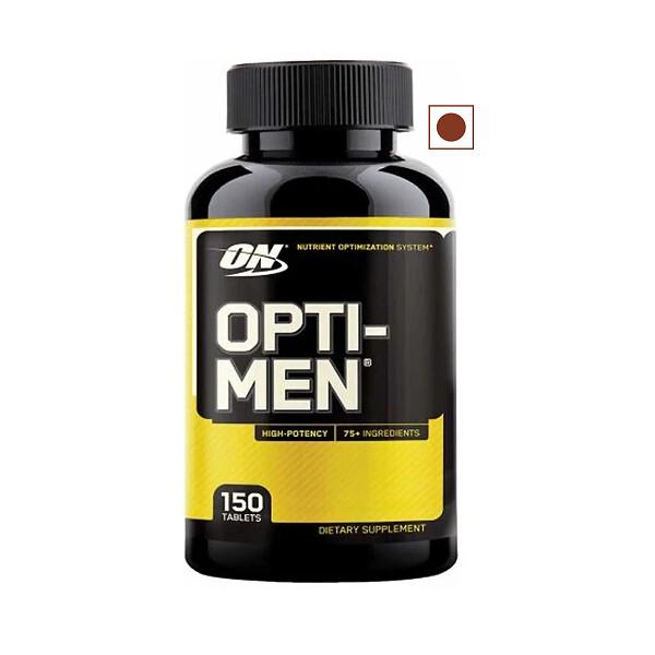 Optimum Nutrition OptiMen Multivitamin, 150 Tablets