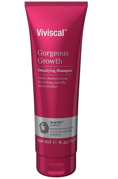 Viviscal Gorgeous Growth Densifying Hair Shampoo, 8.45 fl Ounce