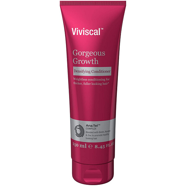 Viviscal Gorgeous Growth Densifying Hair Conditioner, 8.45 fl Ounce