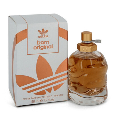 Adidas Born Original Eau De Parfum Spray, 50 ml