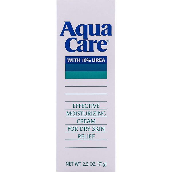 Aqua Care Moisturizing Cream for Dry Skin, 2.5 Ounce