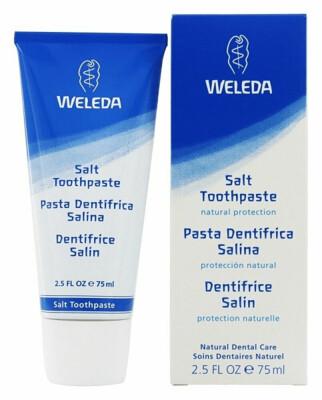 Weleda Natural Salt Toothpaste, 2.5 Ounce
