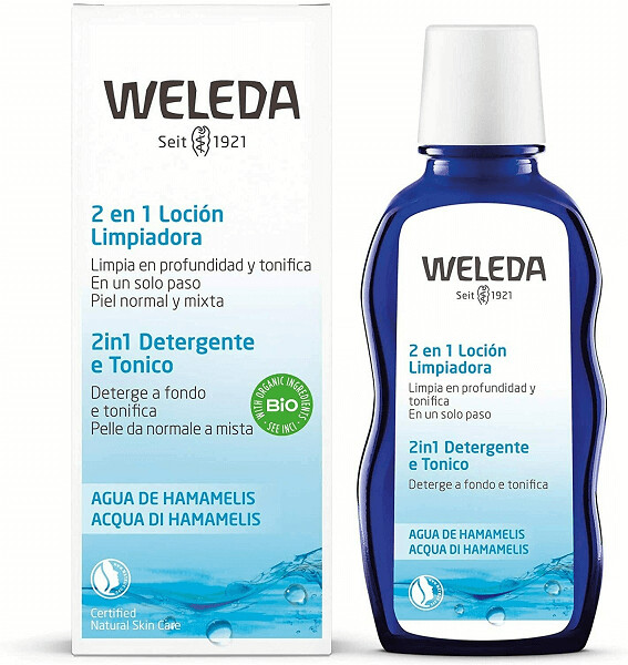 Weleda One-step Cleanser and Toner, 3.4 Ounce
