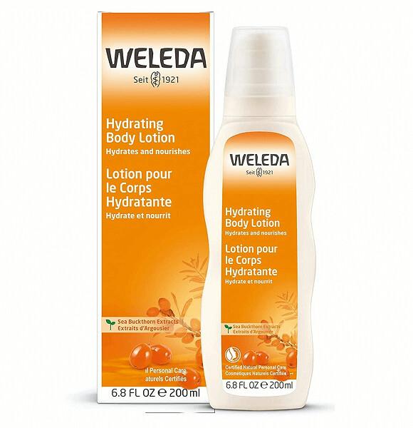 Weleda Sea Buckthorn Replenishing Body Lotion, 6.8 Ounce