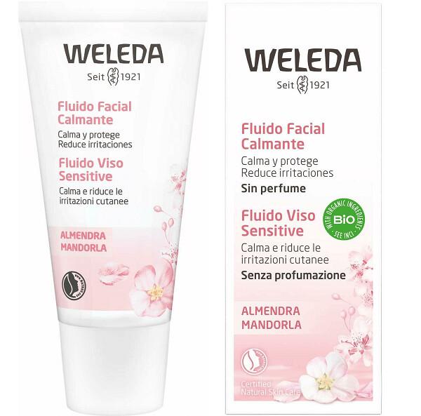 Weleda Sensitive Care Almond Soothing Facial Lotion, 1 fl Ounce