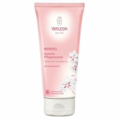 Weleda Almond Soothing Skin Body Wash, 6.8 Fluid Ounce