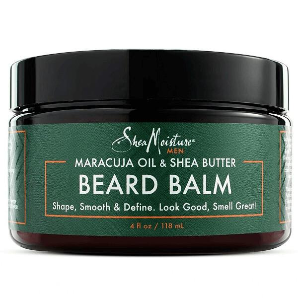 SheaMoisture Mens Beard Balm, 4 fl Ounce