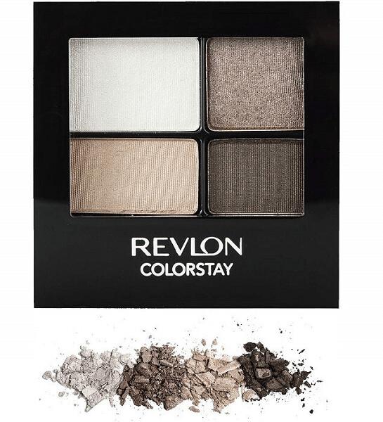 Revlon Colorstay 16hr Eyeshadow, Quad Moonlit, 0.16 Ounce