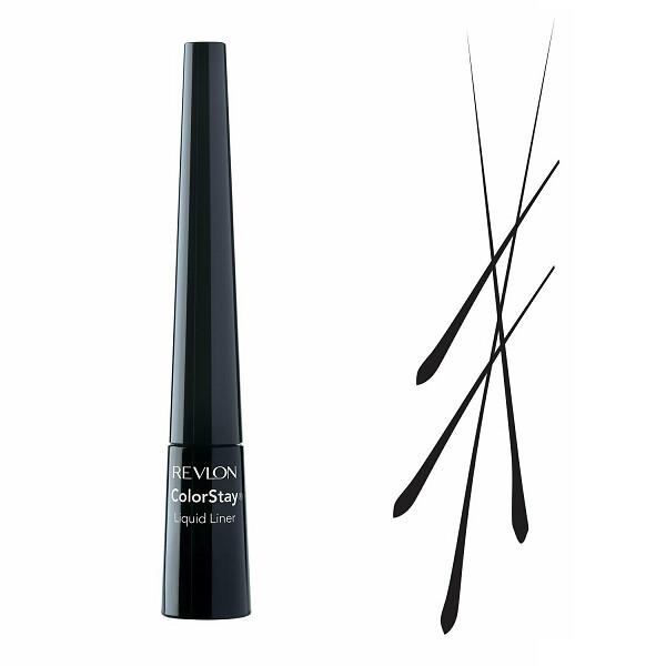 Revlon ColorStay Liquid Eyeliner, #251 Blackest Black, 1 Count