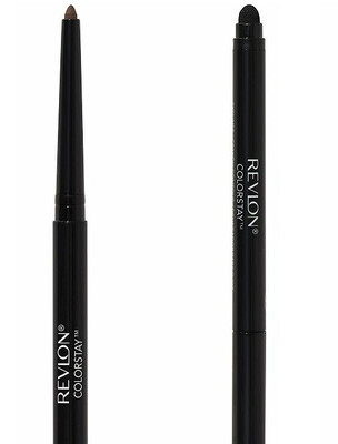 Revlon ColorStay Eyeliner Pencil, #203 Brown, 1 Count