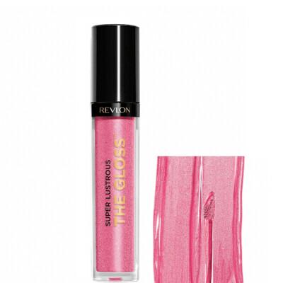 Revlon Super Lustrous Lip Gloss, Pinkissimo, 1 Count