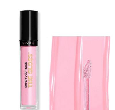 Revlon Super Revlon Lustrous Lip Gloss, Sky Pink, 0.13 fl Ounce