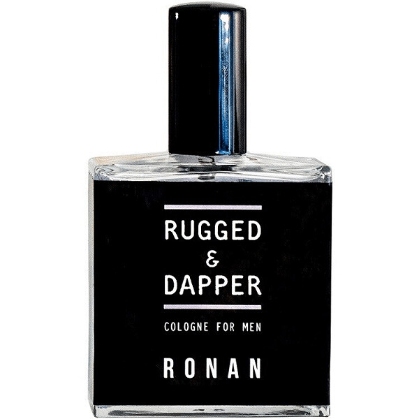 Rugged and Dapper  Cologne for Men, Ronan, 3.4 Ounce