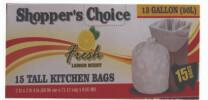 13 Gallon Kitchen Bag 15 Count