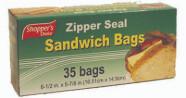 Sandwich Bag 35 Count