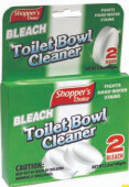 2 Pack Bowl Cleaner Green