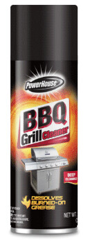 BBQ Grill Cleaner Can