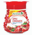 Crystal Beads Air-freshener Apple Sinnamon