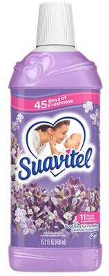 Suavitel Fabric Softener Lavender