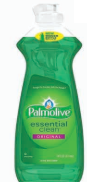 Palmolive Dish Liquid 14 Oz Original