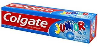 Colgate Toothpaste 2.5oz Bubble Fruit Junior