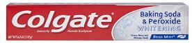 Colgate Toothpaste 2.5oz Whitening Baking Soda