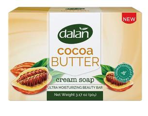 Dalan 3pk Bar Soap Cocoa Butter