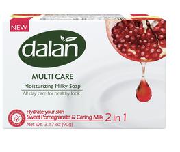 Dalan 3pk Bar Soap Pomegranate