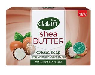 Dalan 3pk Bar Soap Shea Butter