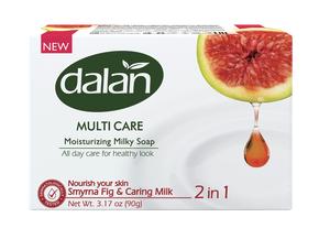 Dalan 3pk Bar Soap Fig & Milk
