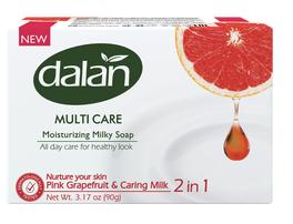 Dalan 3pk Bar Soap Pink Grapefruit