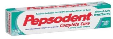 Pepsodent Whitening 5.5oz