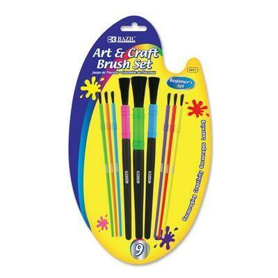 Art and Craft Brush Set