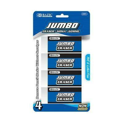 Jumbo White Eraser