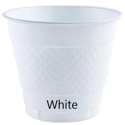 Plastic Cup 9oz (Assorted Colors)