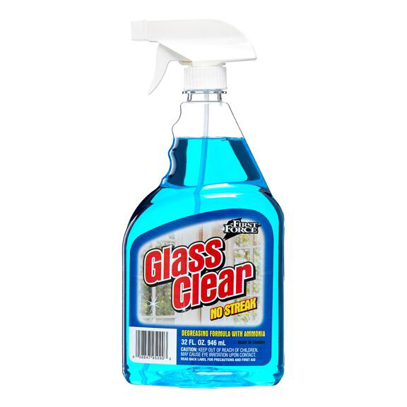 Glass Cleaner 32 Oz.