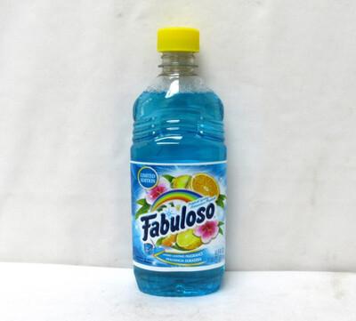 Fabuloso Liquid Tropical Fruit 16.9 Oz.