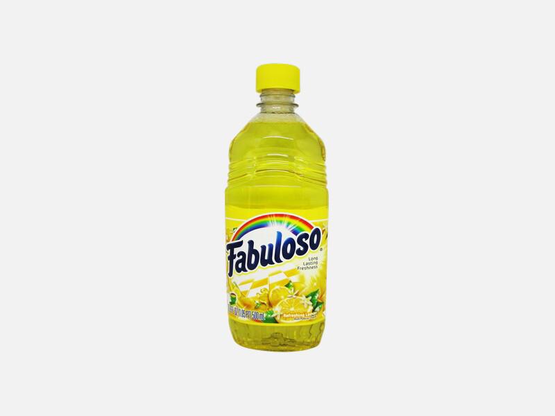 Fabuloso Liquid Lemon 16.9 Oz.