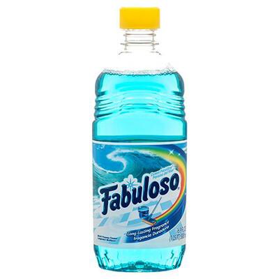 Fabuloso Liquid Ocean Paradise 16.9 Oz.