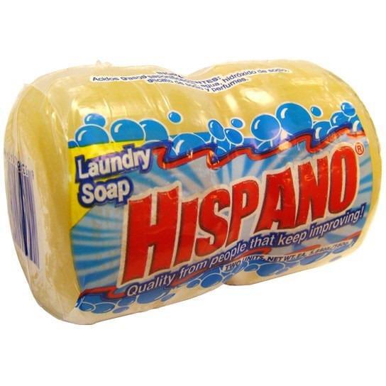 Hispano Laundry Soap Round Bar
