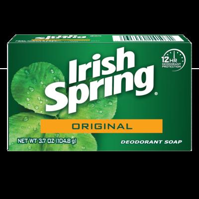 Irish Spring Bar Soap 3.75oz Original