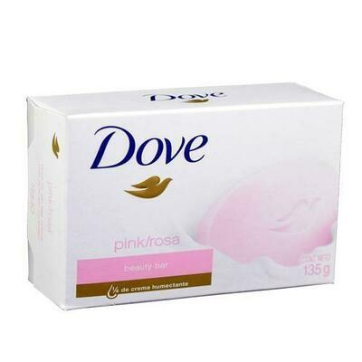Dove Bar Soap 4.75oz Pink