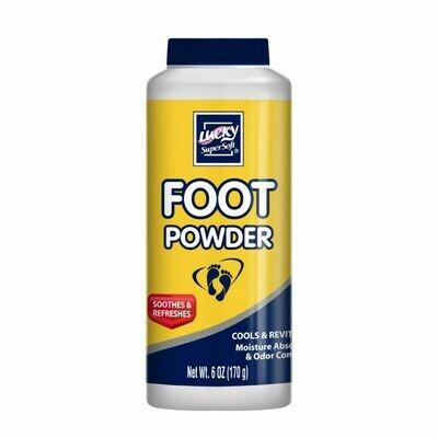 Cornstarch Foot Powder 5oz