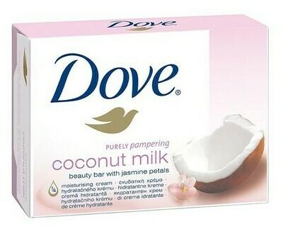 Dove Bar Soap 4.75oz Coconut Milk