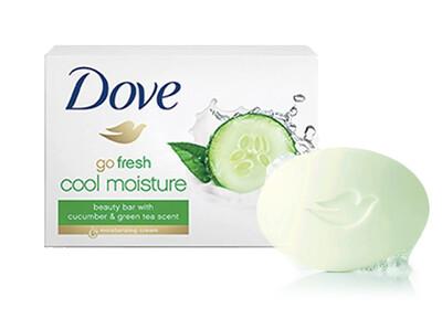 Dove Bar Soap 4.75oz Fresh Touch