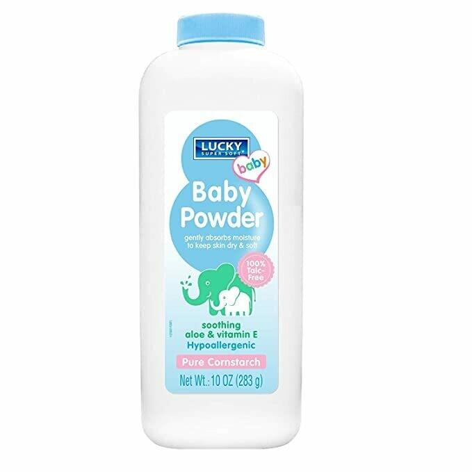 Cornstarch Baby Powder 10oz