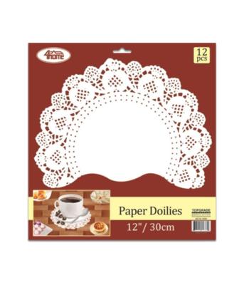 """Round Paper Dollies 12"""""""