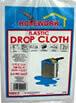 Plastic Drop Cloth Clear