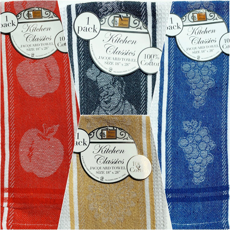 Kitchen Towel: Jacquard Towel