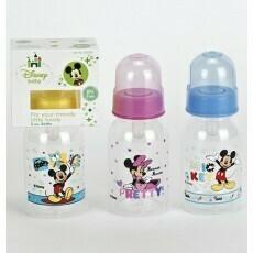 5 oz. Mickey Printed Bottle  - Blue